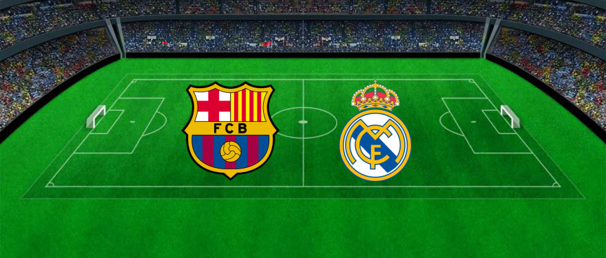 Трансляция матча онлайн — Барселона - Реал Мадрид 2019 Смотреть футбол онлайн