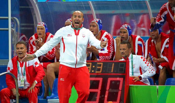 Ивица Туцак тренер на Хрватска ватерполо