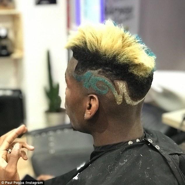 Погба фризура