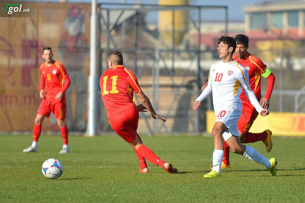 Македонските фудбалски реперзентативци