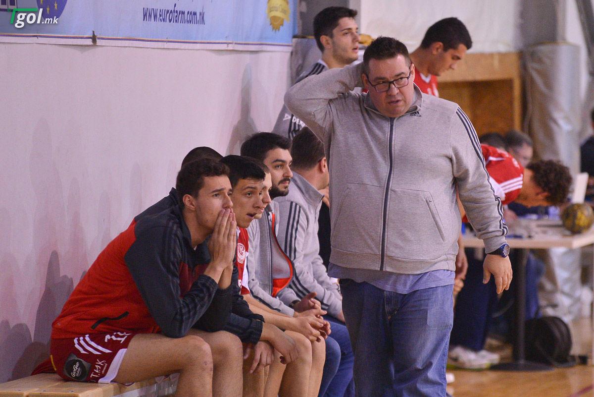 Тренерот на Работнички, Андон Бошковски