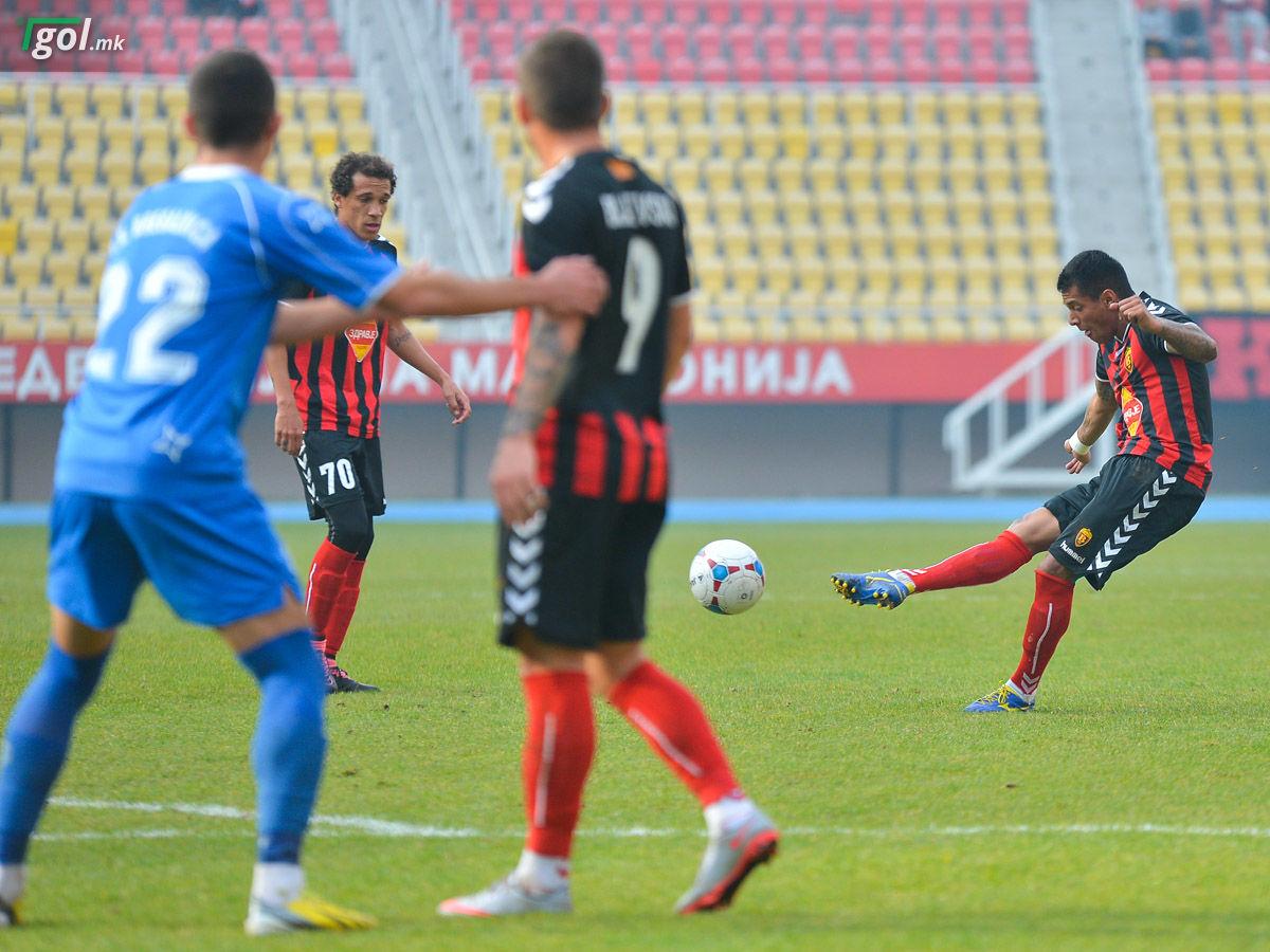 Фудбал-Вардар-Ромеро