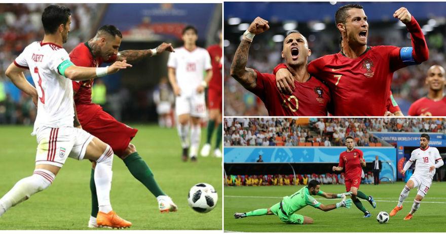 Иран Португалија насловна