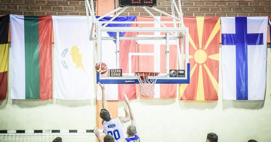 кошарка у16
