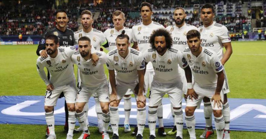Реал Мадрид промени