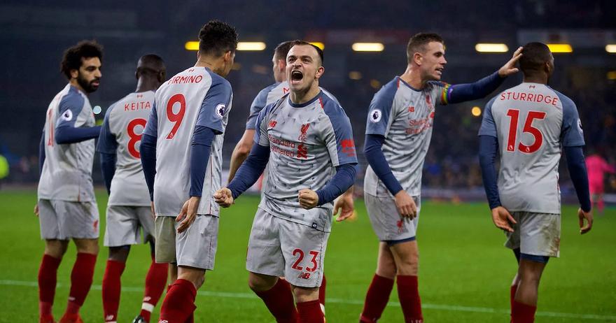 Ливерпул серија