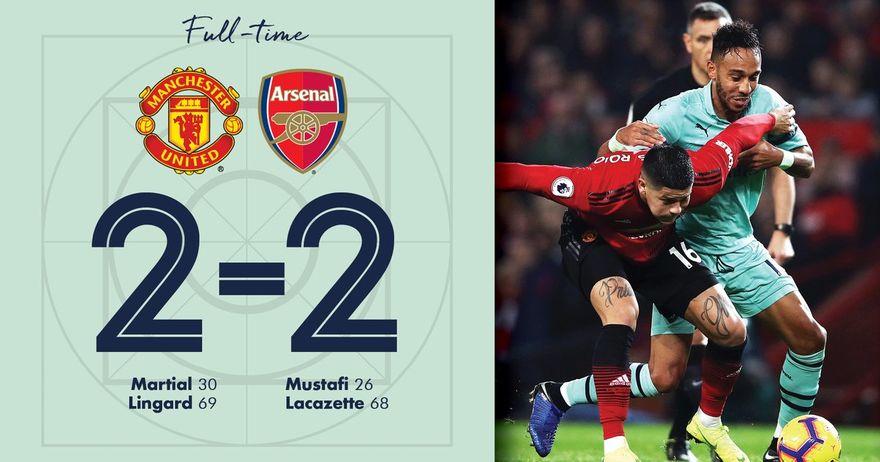 Манчестер Јунајтед Арсенал