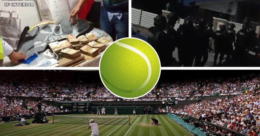 скандал тенис