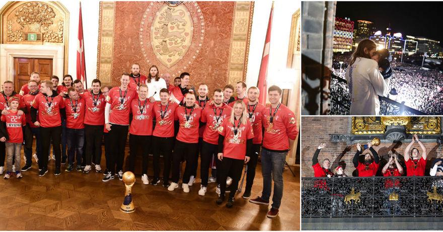 Данска прослава во Копенхаген