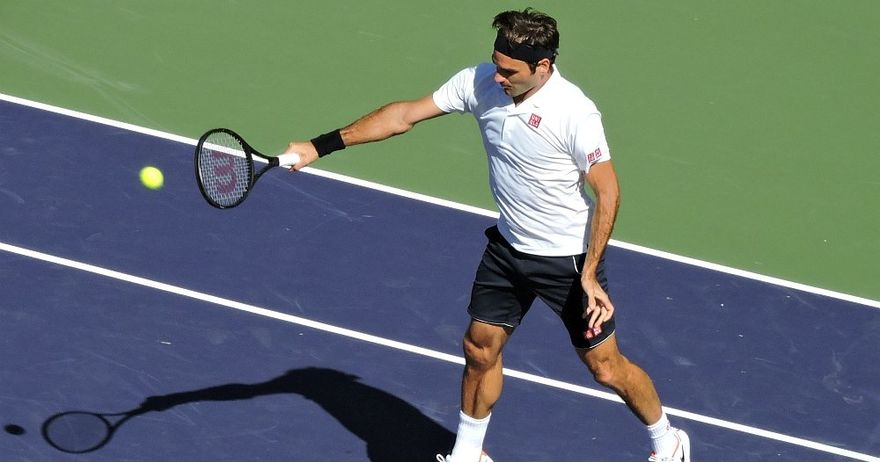 Федерер победа