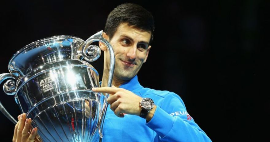 Новак Ѓоковиќ трофеи