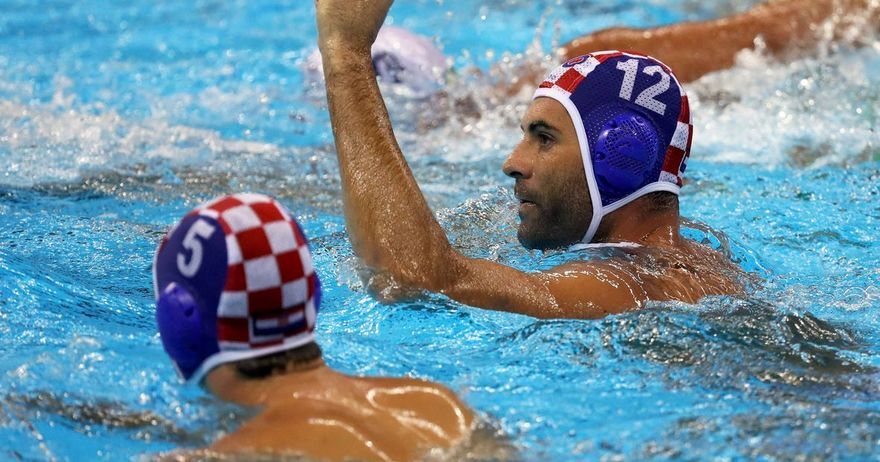 Хрватска ватерполо полуфинале