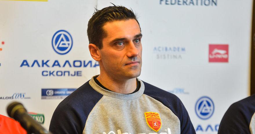 Лазаров  Македонија е желна за успех  ќе се обидеме да го исполниме тоа