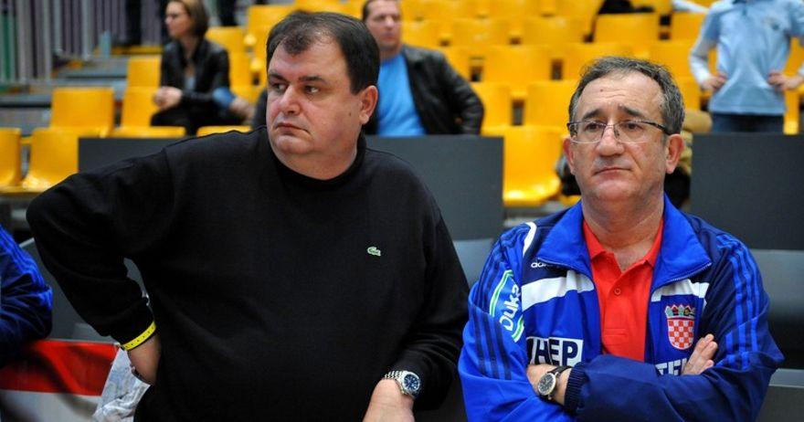 Зоран Гобац и Лино Червар
