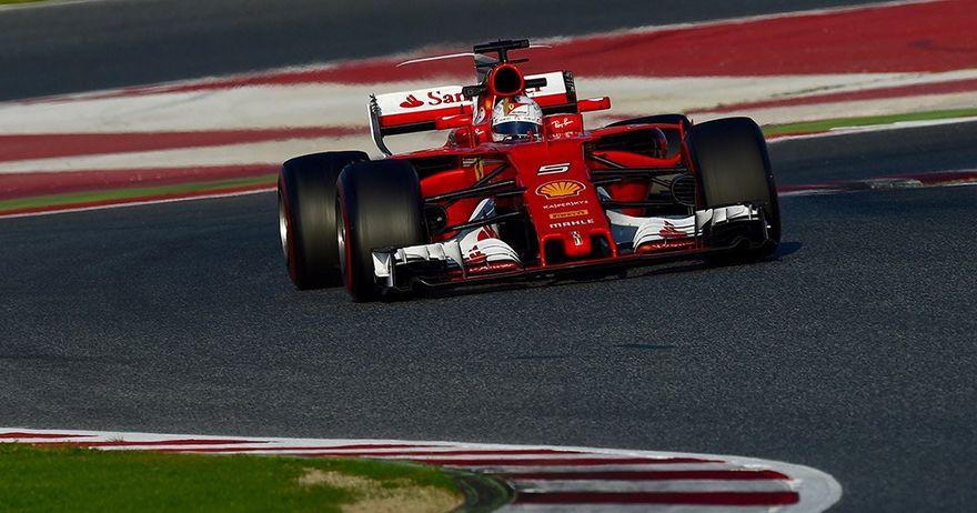 Фетел со својата  Џина  ќе се обиде да го врати Ферари на врвот во Ф1