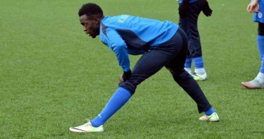 Мбела доби дозвола од ФИФА и конечно ќе го облече дресот на Шкупи