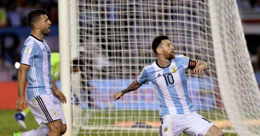 Меси од пенал го започна реваншот на Аргентинците против Чиле