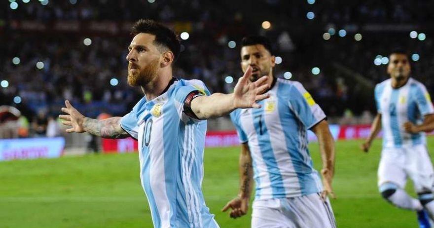 Аргентина играше во грч  но со гол од спорен пенал го порази Чиле
