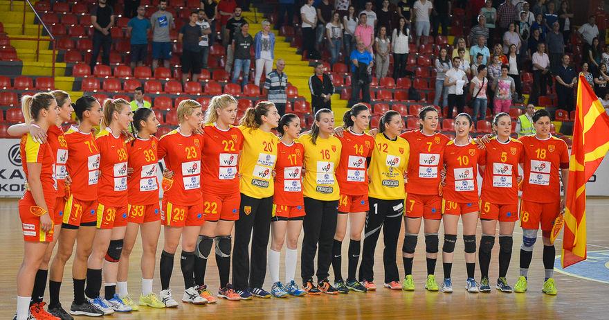 ЕП  Македонија во групата 3 заедно со Србија  Шведска и победникот од квалификациската група А