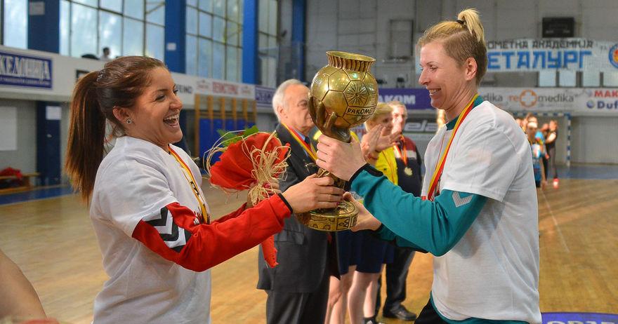 Женското Куп финале в сабота од 12 30 часот во  Автокоманда