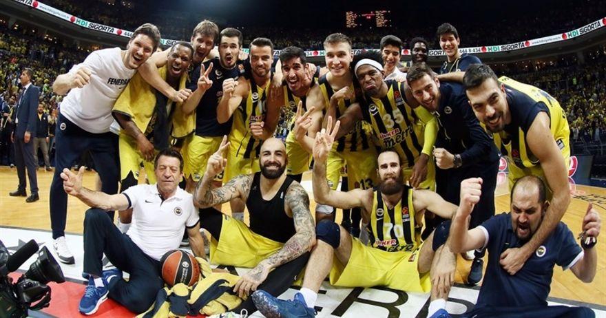 Само Фенер не знае како е да се освои Евролигата од учесниците во Истанбул