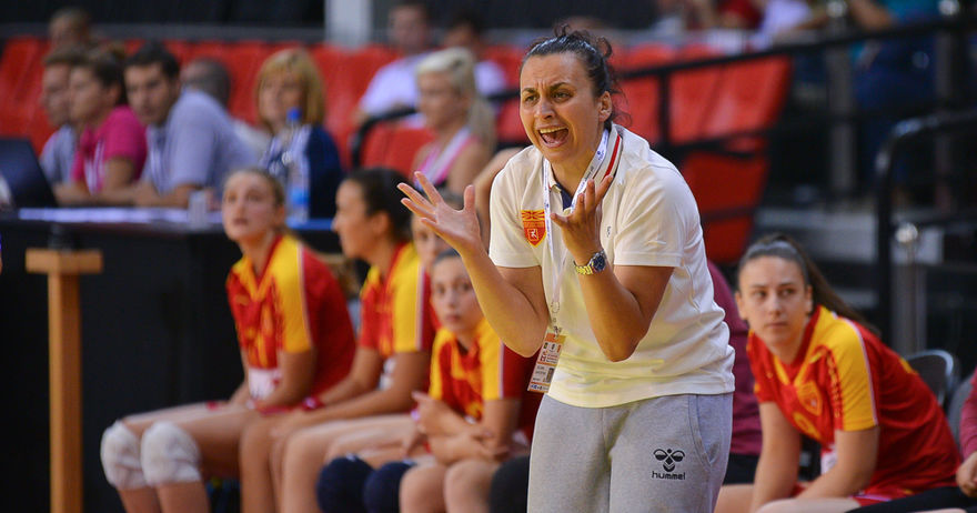 Дамчевска прозива воочи кадетскиот ЕХФ шампионат