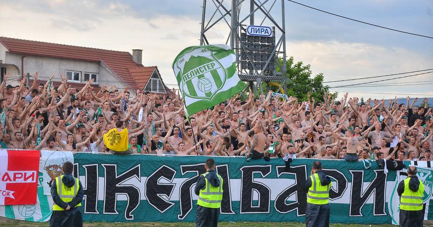 Без  Чкембари  не може да мине фудбалска Европа  Навивачите на Пелистер патуваат за Полска