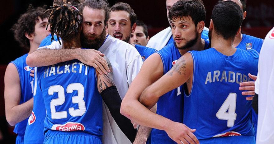 Галинари и Белинели ќе ја предводат Италија на претстојното ЕП