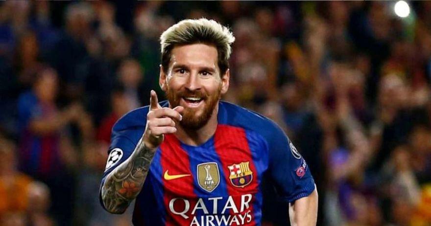 Меси потпишува нов договор со Барселона и станува најплатен играч во светот