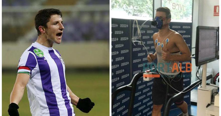 Барди ги мина лекарските прегледи  Македонија пак ќе има фудбалер во Примера