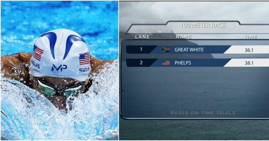Крај на двобојот на векот - Фелпс не успеа во невозможното против најдобриот пливач во океанот!