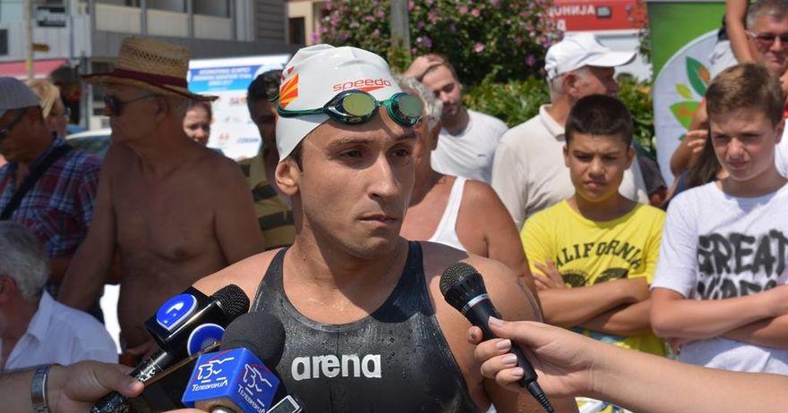 Двојна бугарска победа на Олимпискиот пливачки маратон во Охрид