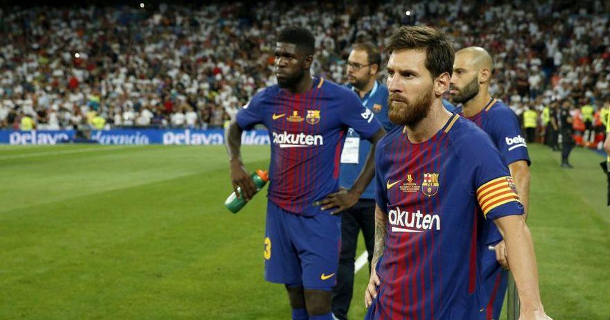 Станува полошо за Барселона  од клубот не можат да потврдат продолжување на договорот со Меси