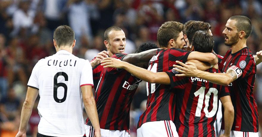 Милан не е ниту Дачија  ниту Хелсинки  Шкендија доби  сет  голови и лекција по модерен фудбал