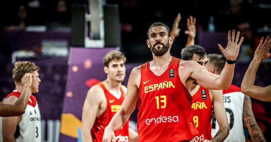Вонсериските браќа Гасол раскрстија со Германија  Шпанците се први полуфиналисти