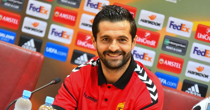 Грнчаров  Да ѝ покажеме на Европа дека Вардар игра модерен фудбал