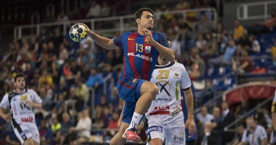 Ристовски не настапи  нова лесна победа на Барса во АСОБАЛ лигата