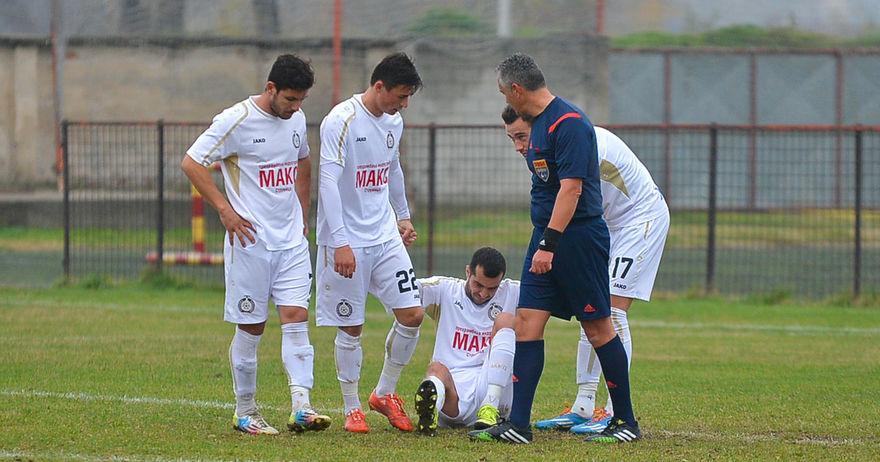 Фудбалерите на Хоризонт Турново