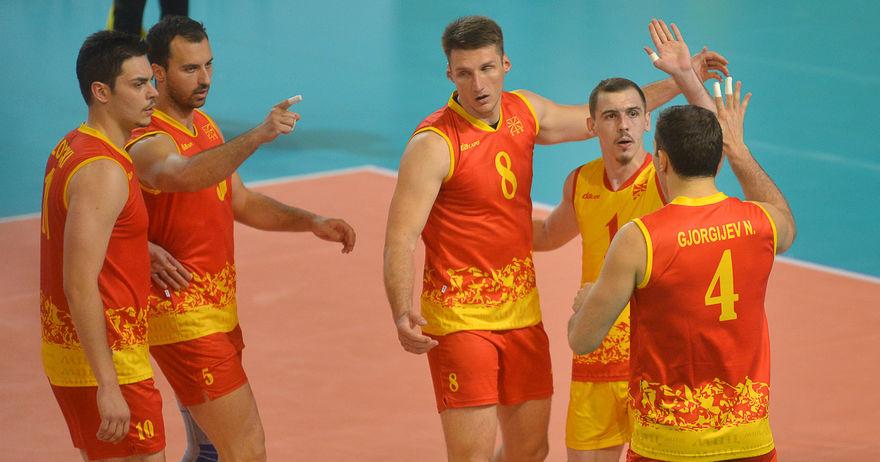 Должникот Украина  најголем ривал на нашите одбојкари во квалификациите за ЕП 2019