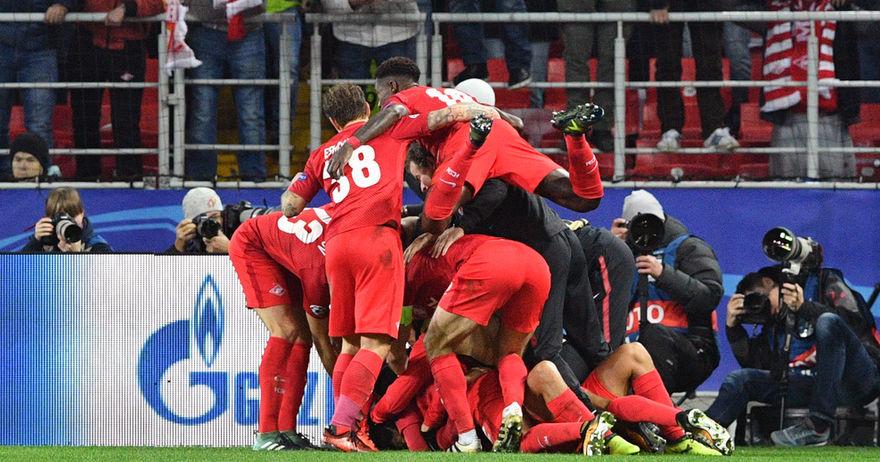 Севиља  смрзна  во Москва   еве ги петте гола во шпанската мрежа