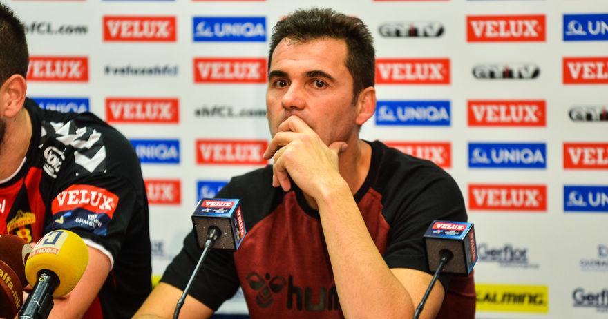 Гонзалез  Уморни сме од дуелот со Загреб  но ќе одиме на победа против Динамо Панчево