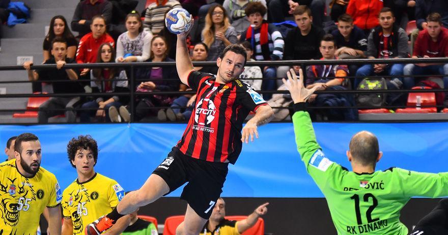 Вардар без милост за Динамо за нова рутинска победа во СЕХА лигата