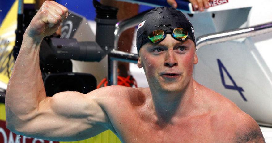 Адам Пити го собори европскиот рекорд на 50 метри градно