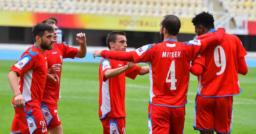 Работнички против источноевропски клубови ќе тестира во Анталија