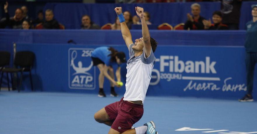 Босанецот Башиќ испиша историја и го освои АТП турнирот во Софија