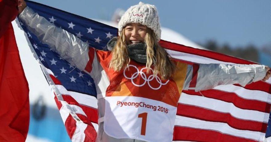Врвен настап и ново олимписко злато во халфпајн за Клои Ким