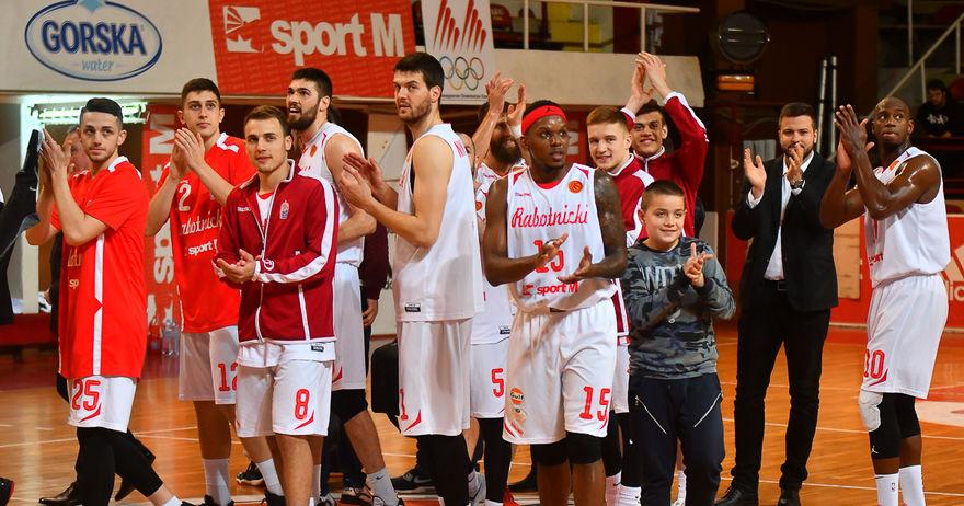 Работнички меѓу најдобрите во Европа   Центарци  дел од четирите екипи без пораз оваа сезона