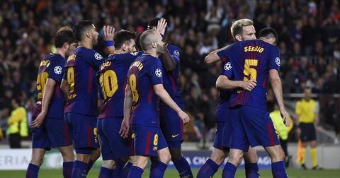 Барселона насловна ЛШ