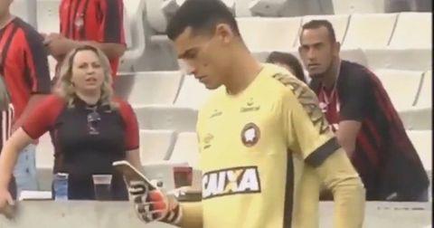 Бразилски голман