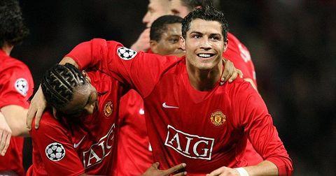 Роналдо Манчестер Јунајтед